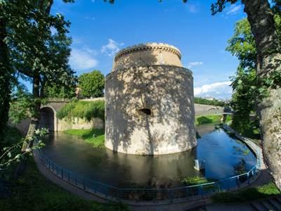 Visite du vieux Mézières et de la Tour du Roi