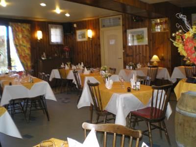 """Restaurant """"Aux Berges de la Marche"""""""