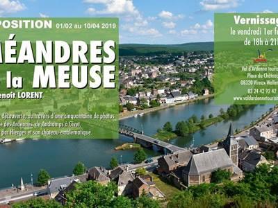 """Exposition : """"Les Méandres de la Meuse"""""""