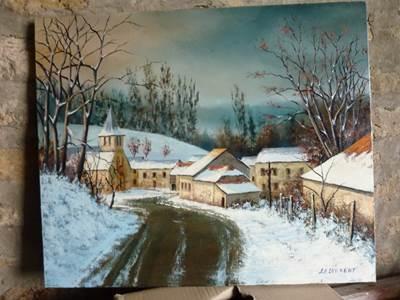 Portes Ouvertes - Exposition de Peintures