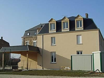 """MFR """"Maison Familiale Rurale"""" Hébergement groupe"""