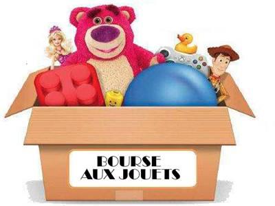 """Bourse aux jouets et aux vêtements """"Parents élèves"""""""