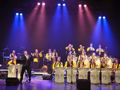 Concert au Chalet Musicien aux Hauts Buttés : Mehul Jazz Orchestra