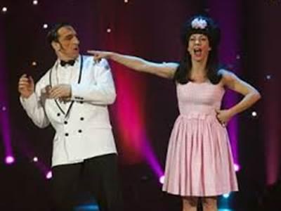 Shirley et Dino en spectacle