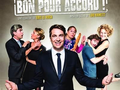 """Théâtre """"Bon pour Accord"""""""