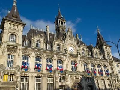 """Visite guidée """"Ville d'Art et d'Histoire"""": Mézières, Art Déco"""