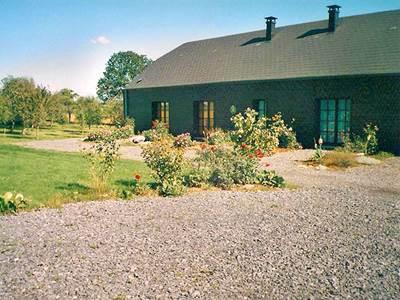 Gîte de France n°301 Le Bois du Gard, Bossus-les-Rumigny