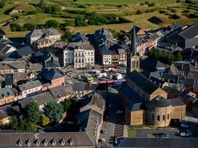 Visites guidées du village préféré des Français 2021 en Ardenne