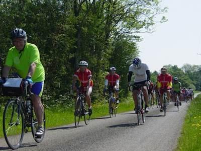 Brevet cyclotourisme du Massif Ardennais