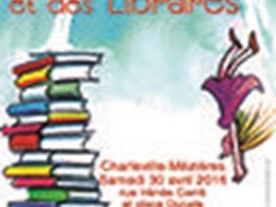 Fête du livre et des libraires