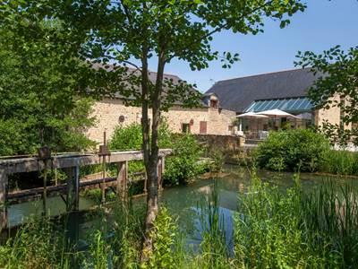 Moulin ancien de charme restauré