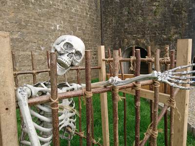 Halloween au Château Fort de Sedan