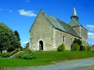Eglise Saint-Cyr et Sainte-Juliette