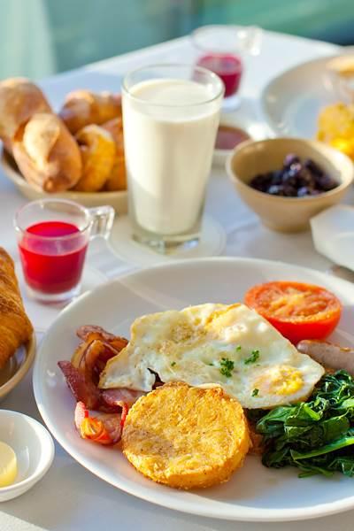 Petit Dejeuner La Maison des Oliviers