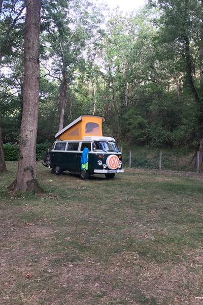 emplacement camping-car