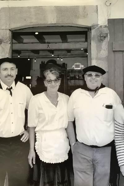 Hôtel Restaurant Elissaldia, Famille Exposito, 3ème et 4ème Générations