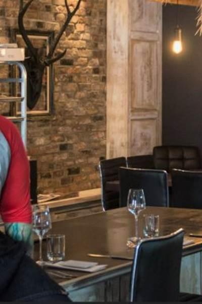 Chef - Daniel Charbonneau