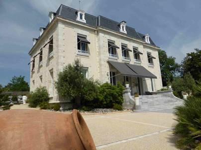 Chambre Domaine Ollé Laprune