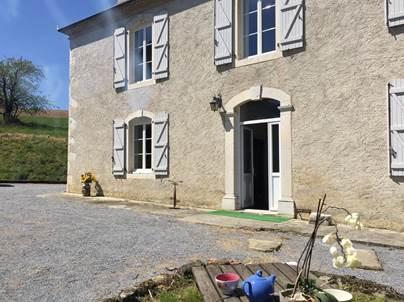 Domaine Lacay, Augé