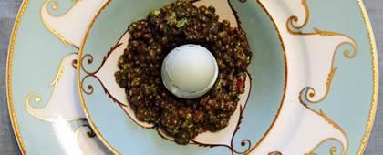 Repas D'Hôtes Végétal