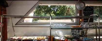 Déjeuner Du Lundi Au Vendredi Midi Restaurant D'Été La Paillote
