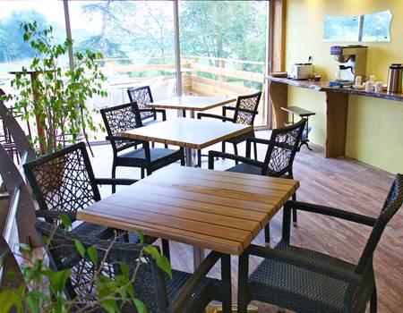 petite table salle reception