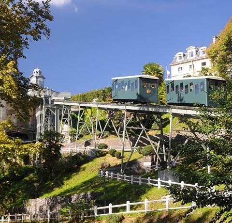 Pau, de parcs en jardins - Côté ouest