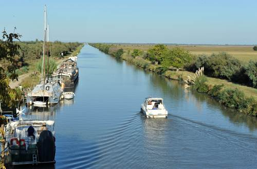 Bâteau Canal ©
