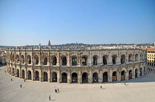 Arènes de Nîmes ©
