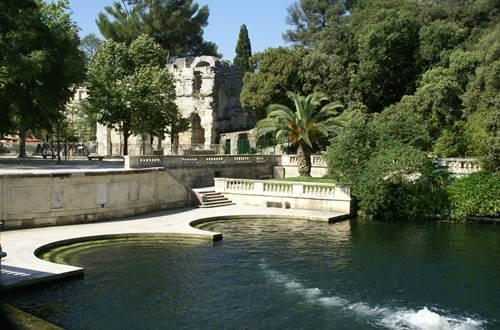 Jardins de la Fontaine  ©