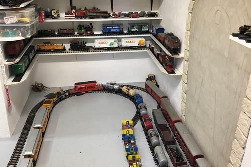 Mon nouveau dépôt avec toutes les machines