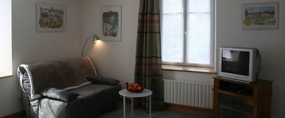 Chambre d'Hôtes Images , espace salon