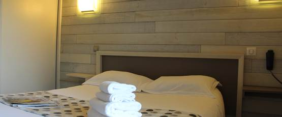 Chambre hotel Le Rond Point Hossegor Landes
