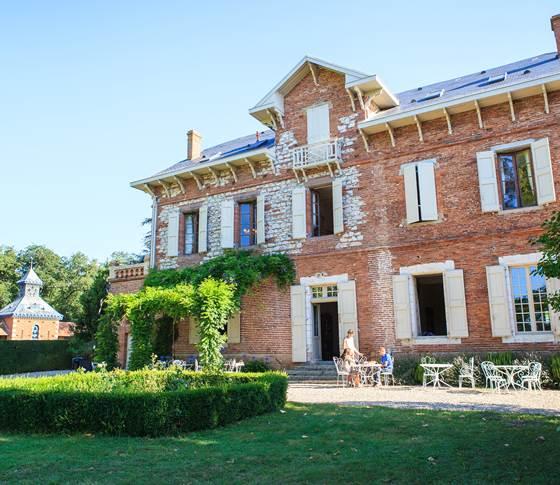 Domaine du Buc - Chambres d'hôtes au Château