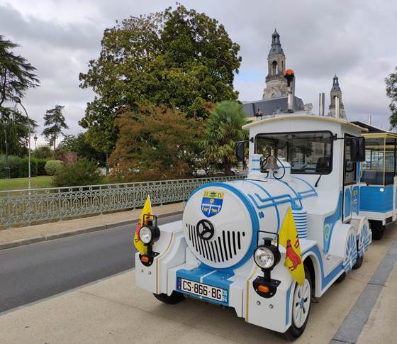 Le petit train de Pau