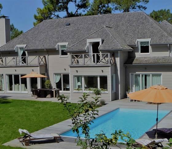 Villa Vent Couvert - Le Touquet