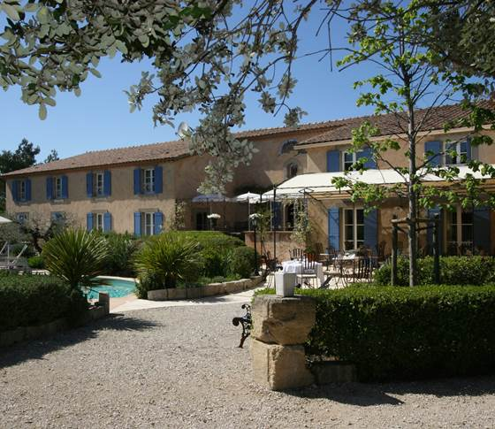 Hôtel La Bastide d'Eygalières