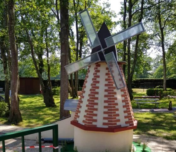 Mini golf Le Moulin