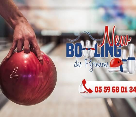 New Bowling des Pyrénées