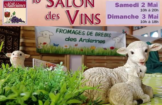 Salon des vins Millésimes