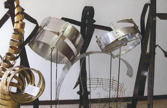 sculptures Didier VICENTE