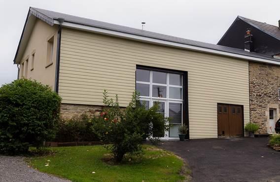 Gîte des Peupliers, location de charme dans un cadre verdoyant - Girondelle - Ardennes