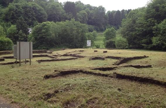 Site gallo-romain de Chameleux