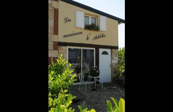 La Maison d'Adèle, maison rénovée proche lac de Bairon, balades en forêt, vélo, cheval - Stonne - Ardennes