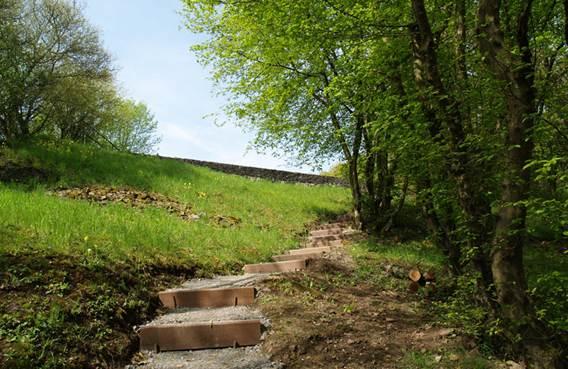 Le Mont Bayart : Vireux-Molhain