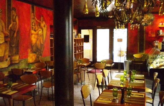 Restaurant Amorini Charleville-Me´zie`res