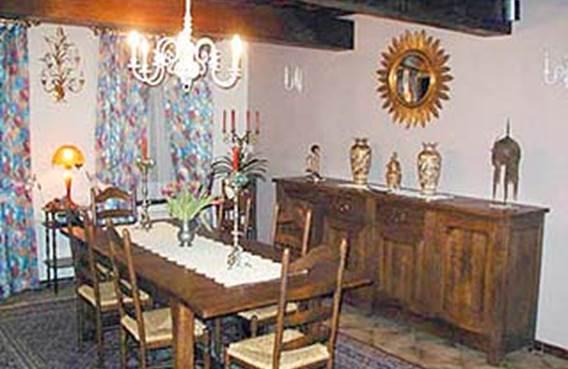 salle des petits déjeuner