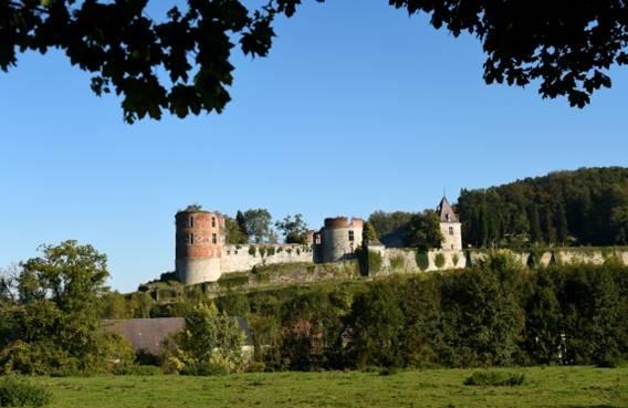 Chateau de Hierges