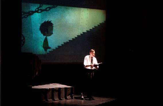 Théâtre : Les contes du piano-caméra
