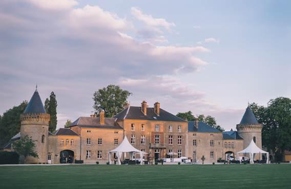 Etape gourmande au Château du Faucon